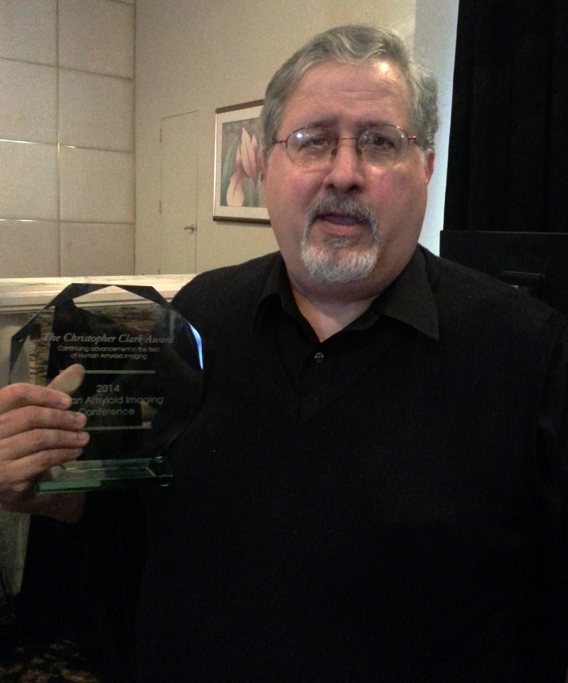 Dr. Victor Villemagne - HAI Clark Award 2014